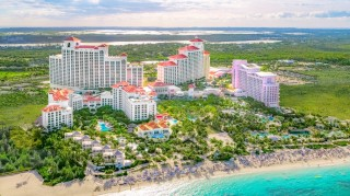 Baha Mar Arial Shot